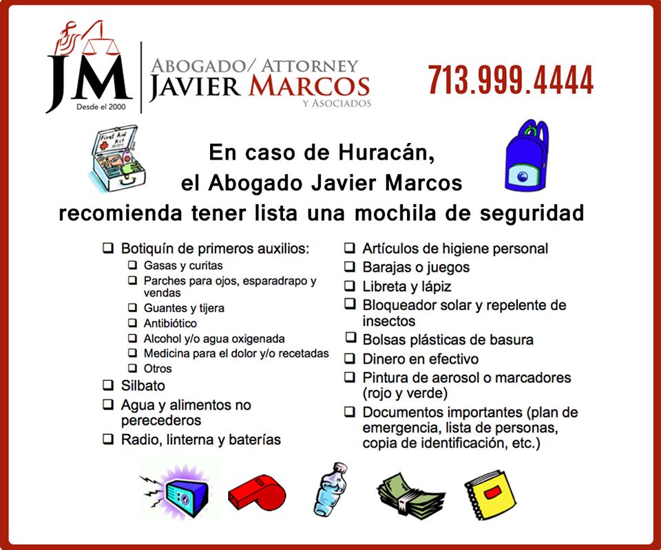 abogado javier marcos