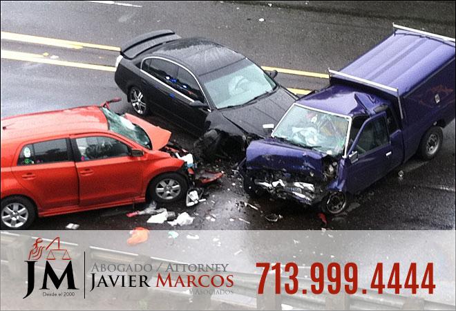 Choque de auto | Abogado Javier Marcos 713.999.4444