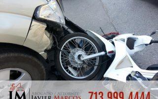 Accidentes de motocicleta   Abogado Javier Marcos 713.999.4444