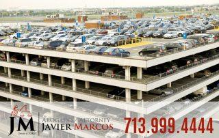 Accidente en estacionamiento | Abogado Javier Marcos 713.999.4444