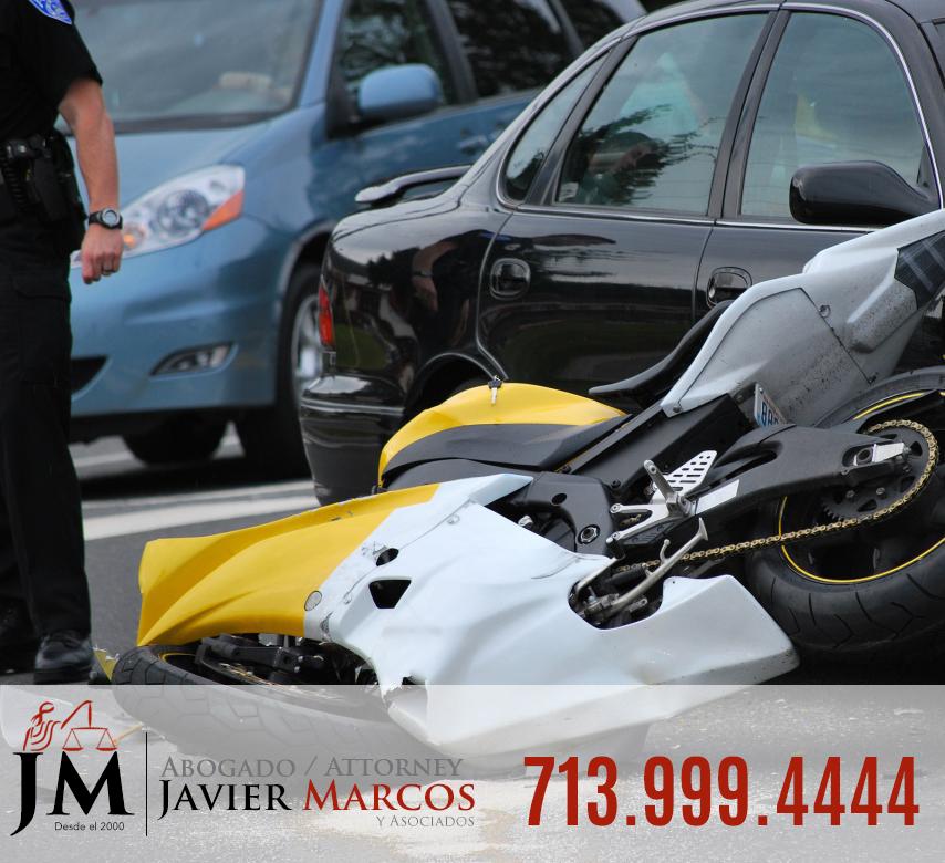 Accidente de motocicleta   Abogado Javier Marcos 713.999.4444
