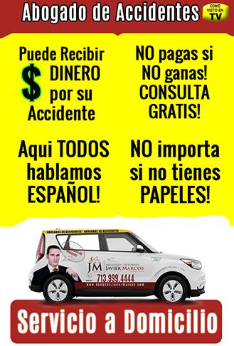 Abogado de Accidente de Carro | Abogado Javier Marcos