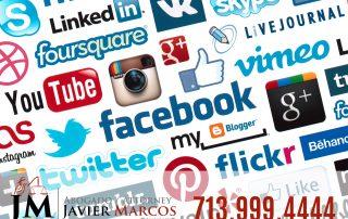 Redes sociales en casos de accidentes | Abogado Javier Marcos