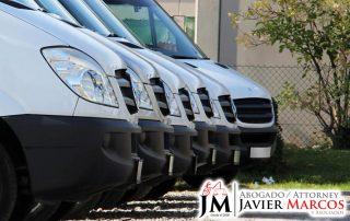 Accidentes de camiones | Abogado Javier Marcos