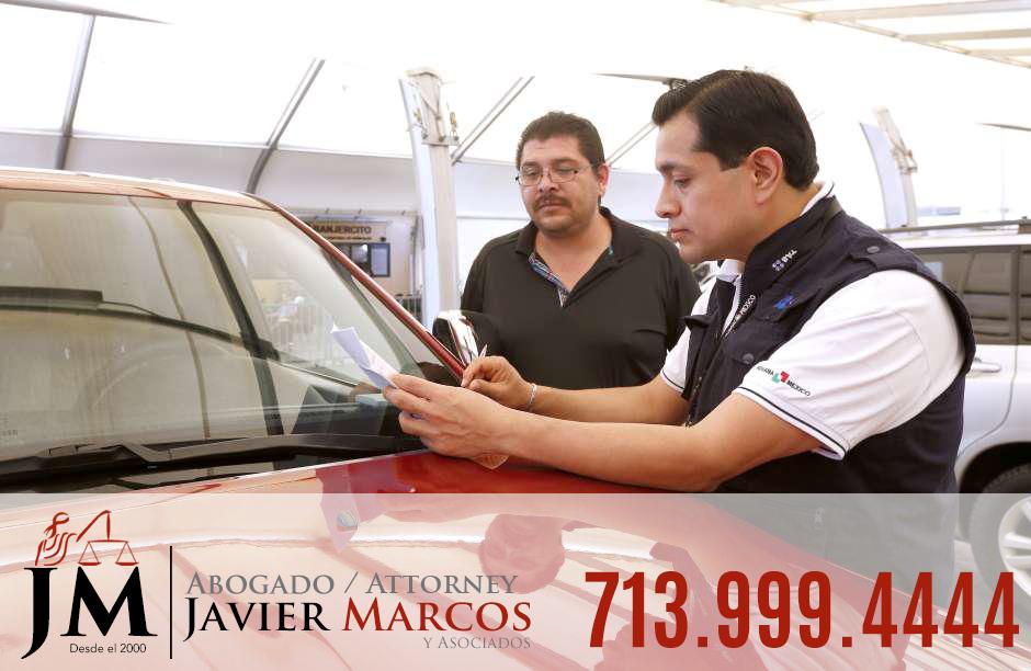 Permiso de auto   Abogado Javier Marcos   713.999.4444