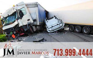 Accidente de camion   Abogado Javier Marcos   713.999.4444