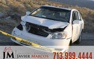 Accidente de carro | Abogado Javier Marcos | 713.999.4444