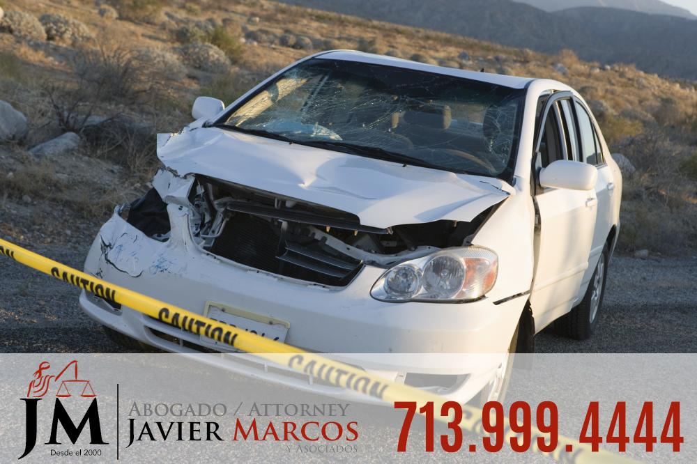 Accidente de carro   Abogado Javier Marcos   713.999.4444