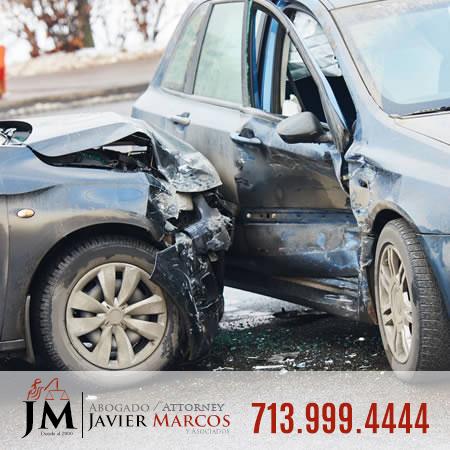 Choque de carro | Abogado Javier Marcos | 713.999.4444