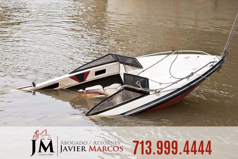 Accidente de bote | Abogado Javier Marcos | 713.999.4444
