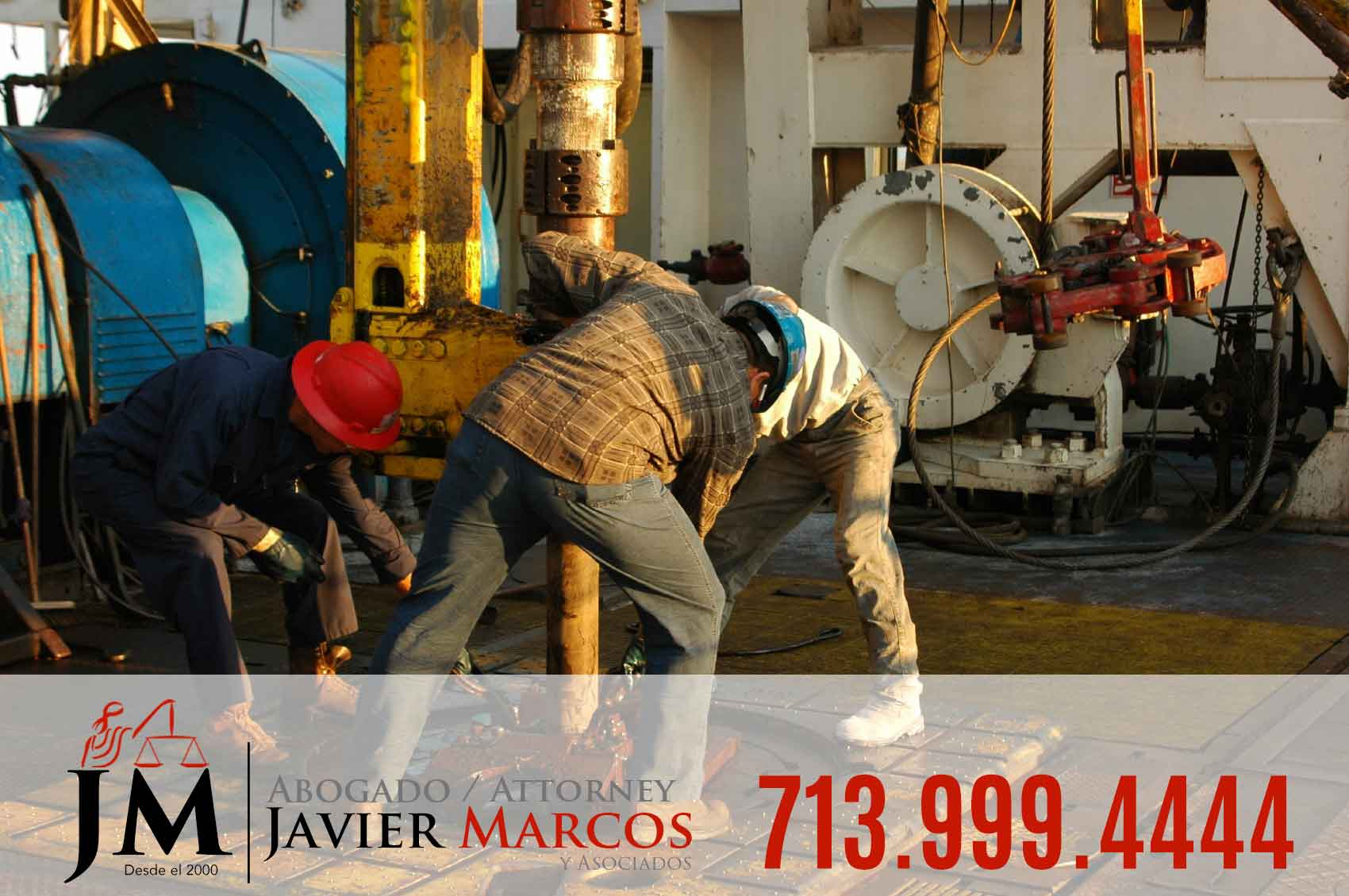 Abogado Accidente en el mar | Abogado Javier Marcos | 713.999.4444