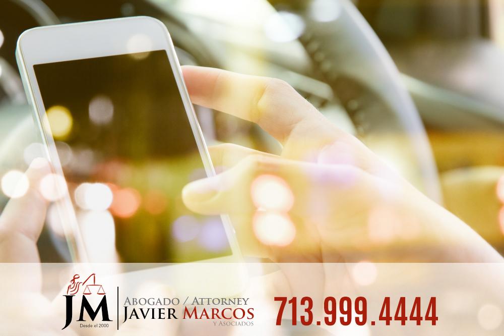 Accidentes de coche | Abogado Javier Marcos | 713.999.4444