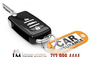 Seguro del carro | Abogado Javier Marcos | 713.999.4444