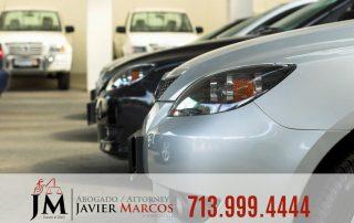 Choque con auto estacionado | Abogado Javier Marcos | 713.999.4444