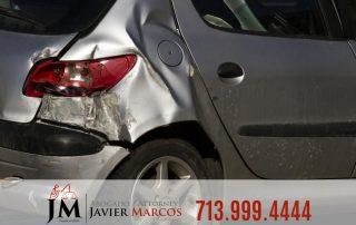 Choque por atras | Abogado Javier Marcos | 713.999.4444