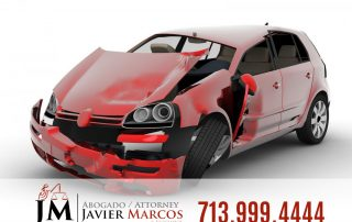 Accidente de auto | Abogado Javier Marcos | 713.999.4444