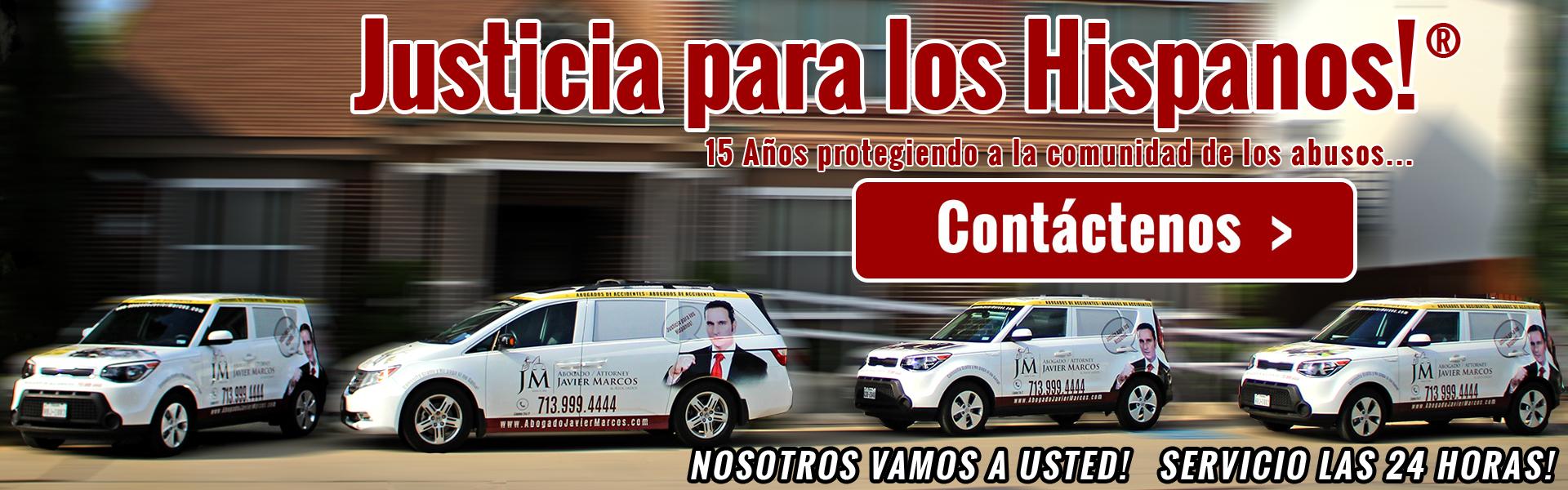 Abogado de accidentes   Abogado Javier Marcos   713.999.4444