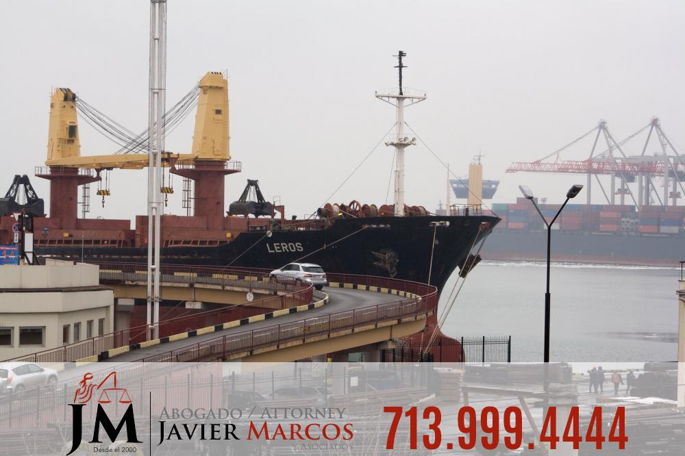Ley jones | Abogado Javier Marcos | 713.999.4444