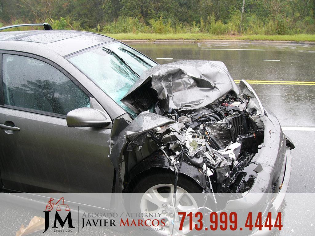 Abogado accidente de carro   Abogado Javier Marcos   713.999.4444