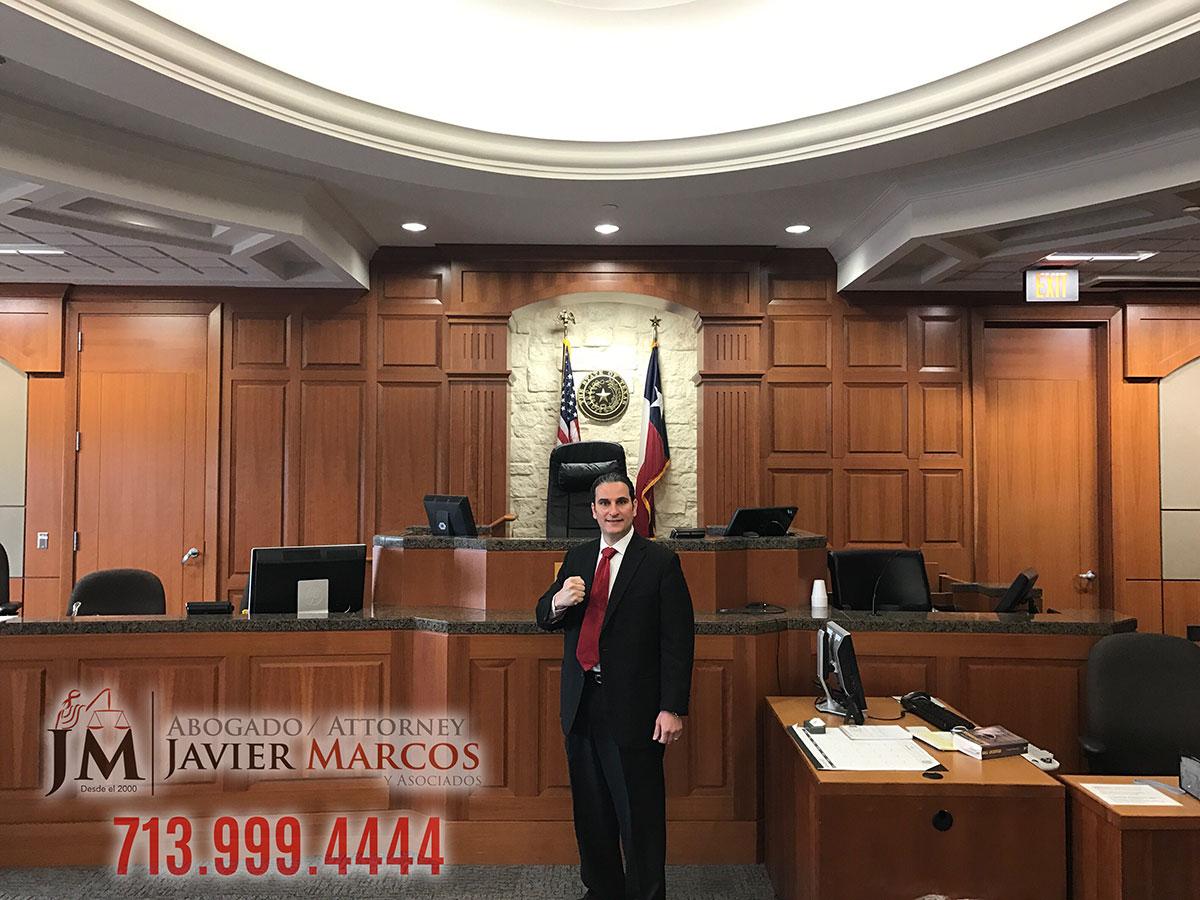 Abogado en Houston tx | Abogado Javier Marcos | 713.999.4444
