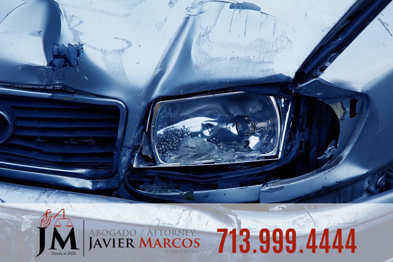 Accidente de camion | Abogado Javier Marcos | 713.999.4444