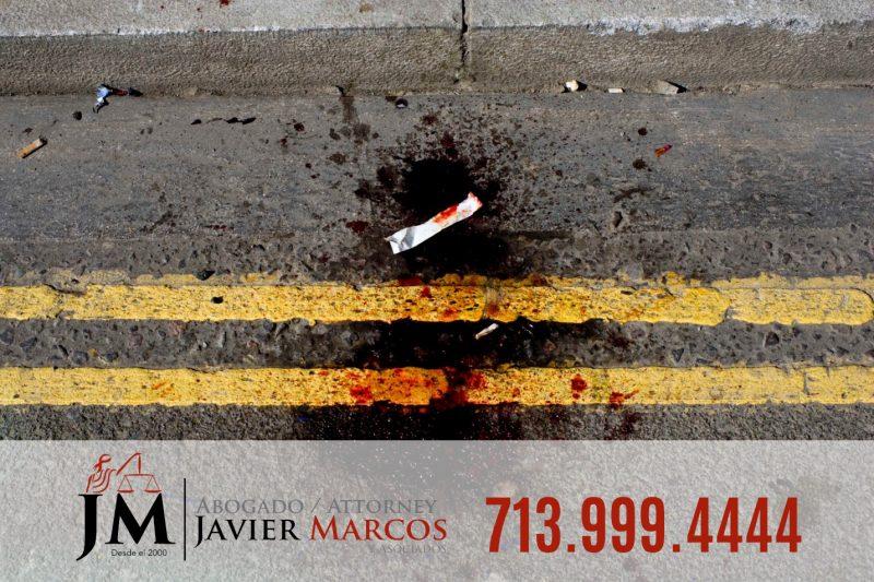 Atropellan | Abogado Javier Marcos | 713.999.4444