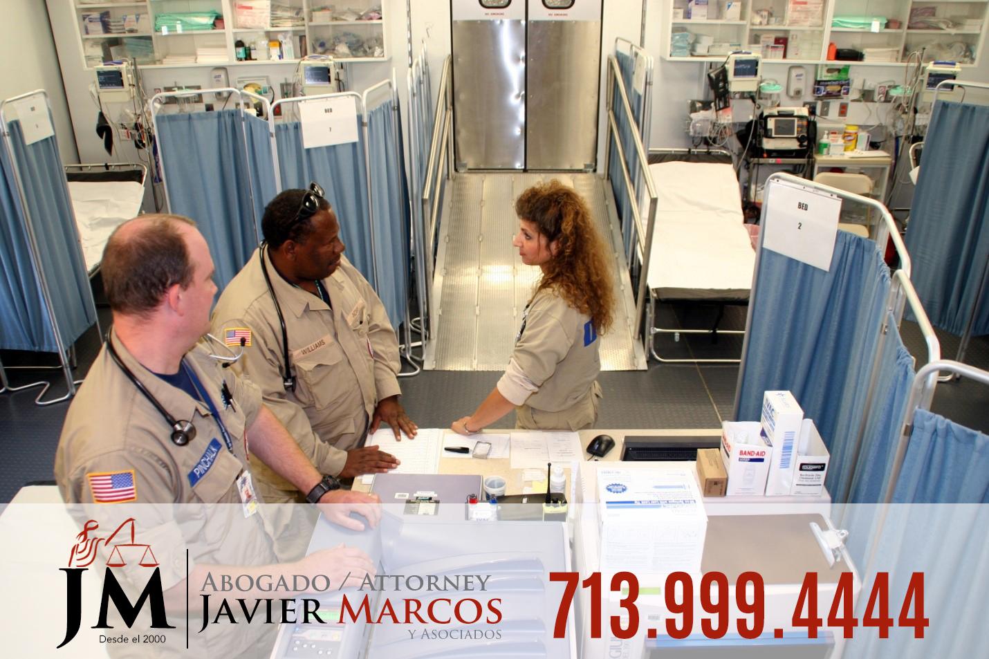 Doctor despues del accidente   Abogado Javier Marcos   713.999.4444