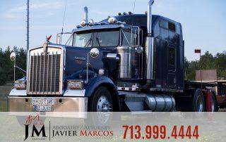 Vehiculos comerciales | Abogado Javier Marcos | 713.999.4444
