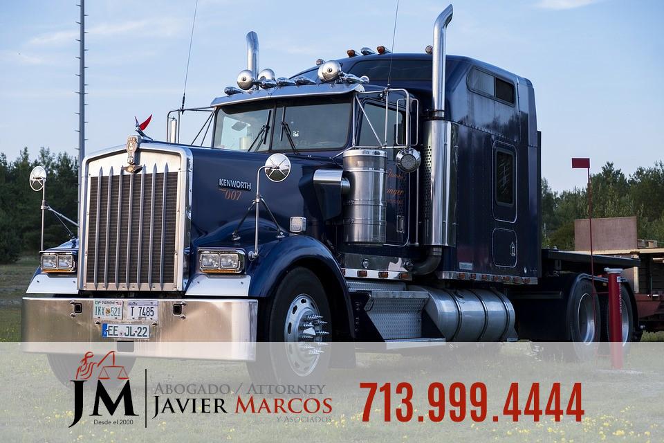 Vehiculos comerciales   Abogado Javier Marcos   713.999.4444