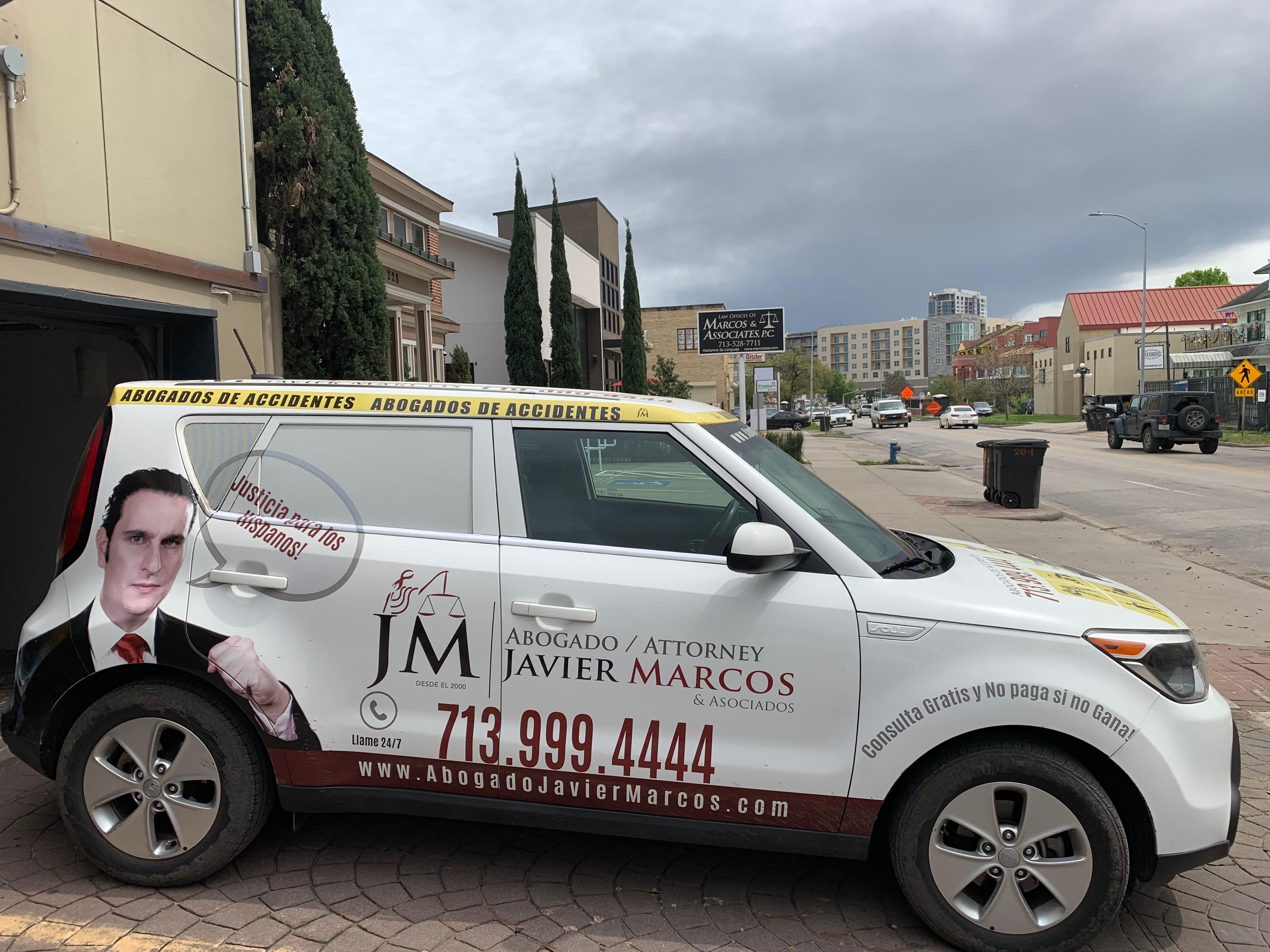 Explosion en Deer Park   Abogado Javier Marcos   713.999.4444