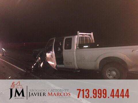 Choque de auto | Abogado Javier Marcos | 713.999.4444