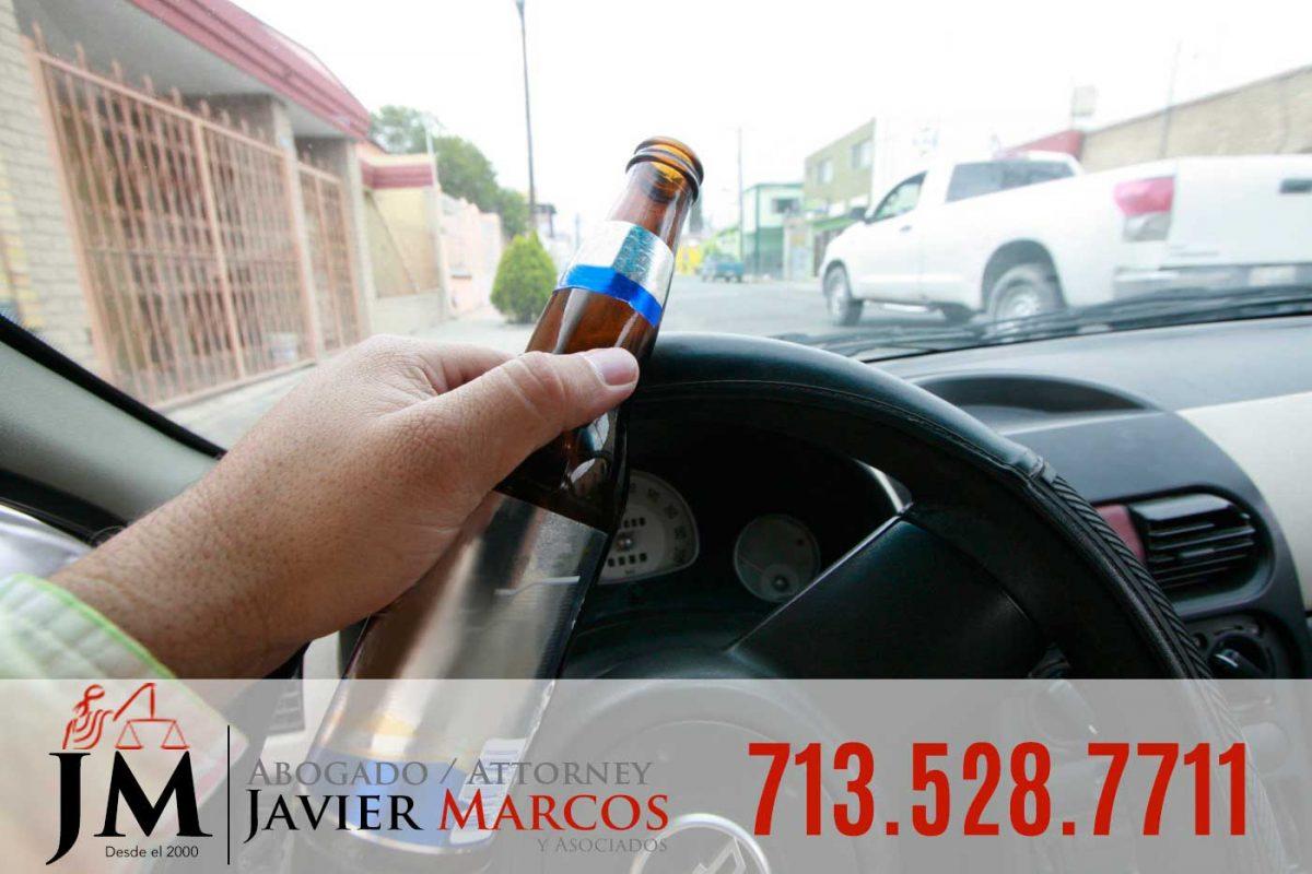 Abogado DWI | Abogado Javier Marcos | 713.999.4444