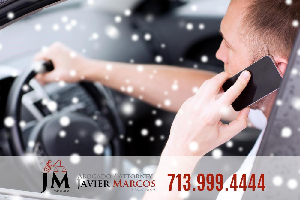 Accidentes de trafico | Abogado Javier Marcos | 713.999.4444