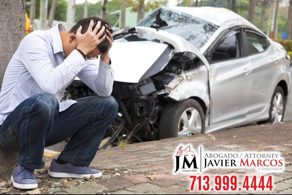 Accidente automovilistico | Abogado Javier Marcos | 713.999.4444
