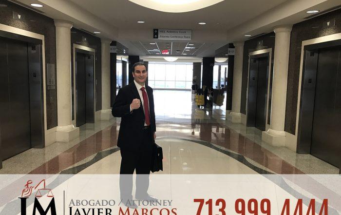 Reclamo por lesiones personales | Abogado Javier Marcos | 713.999.4444