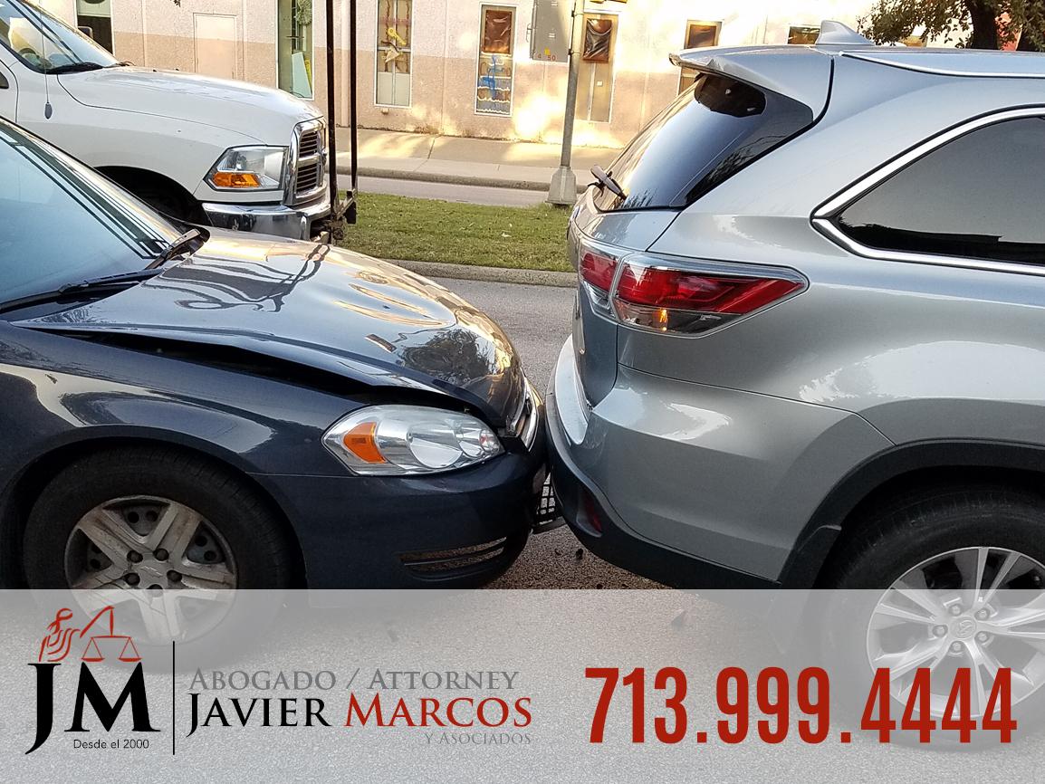 Abogado de Accidente de Carro | Abogado Javier Marcos | 713.999.4444