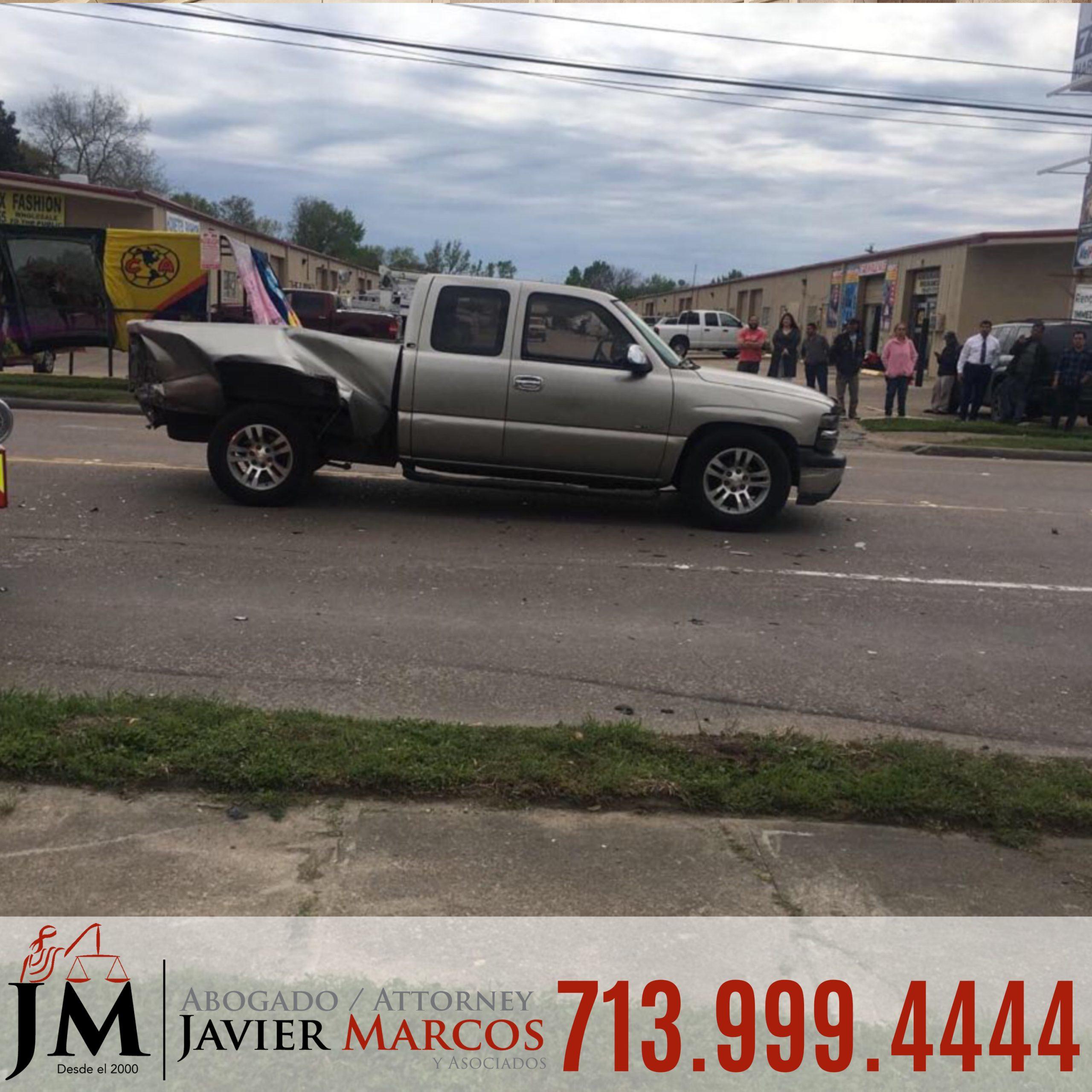 Evite las Redes sociales despues de un Accidente   Abogado Javier Marcos   713.999.4444