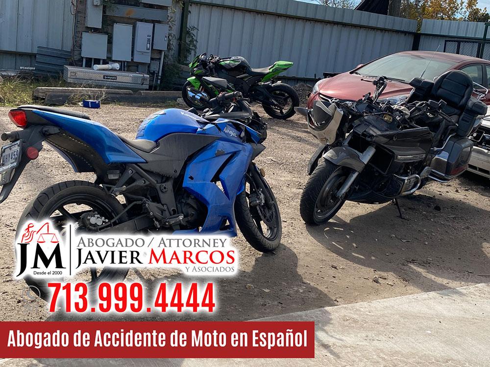 Abogado de accidente de camion   Abogado Javier Marcos   713.999.4444