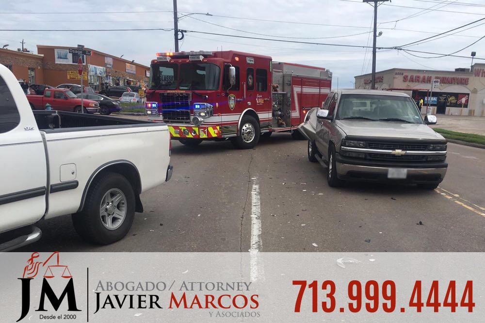 Abogado de Accidente de Uber o Lyft   Abogado Javier Marcos   713.999.4444