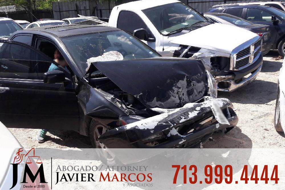 Pasos despues de un accidente automovilistico   Abogado Javier Marcos   713.999.4444