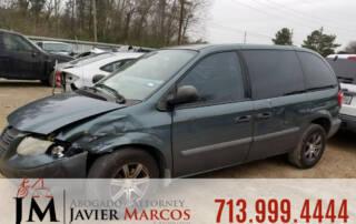 Abogado de Accidentes de viajes compartidos | Abogado Javier Marcos | 713.999.4444