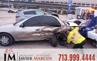 Accidentes de Coche en Houston | Abogado Javier Marcos | 713.999.4444