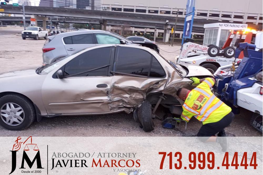Accidentes de Coche en Houston   Abogado Javier Marcos   713.999.4444