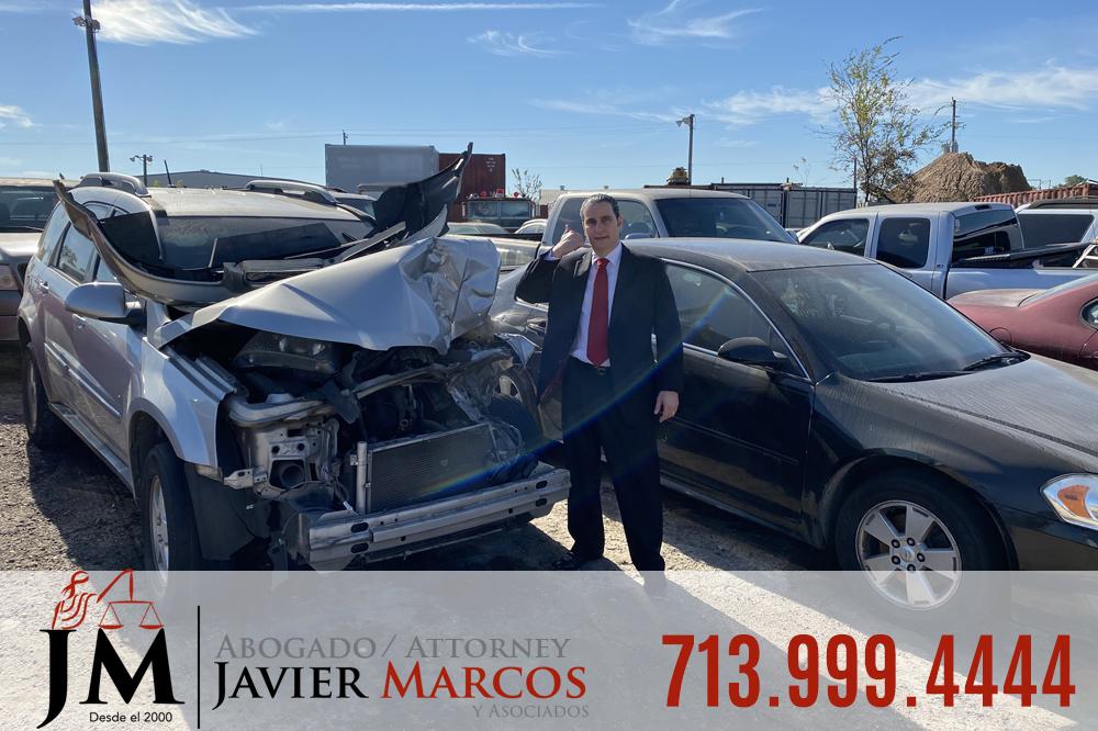 Abogado de Lesiones Personales   Abogado Javier Marcos   713.999.4444