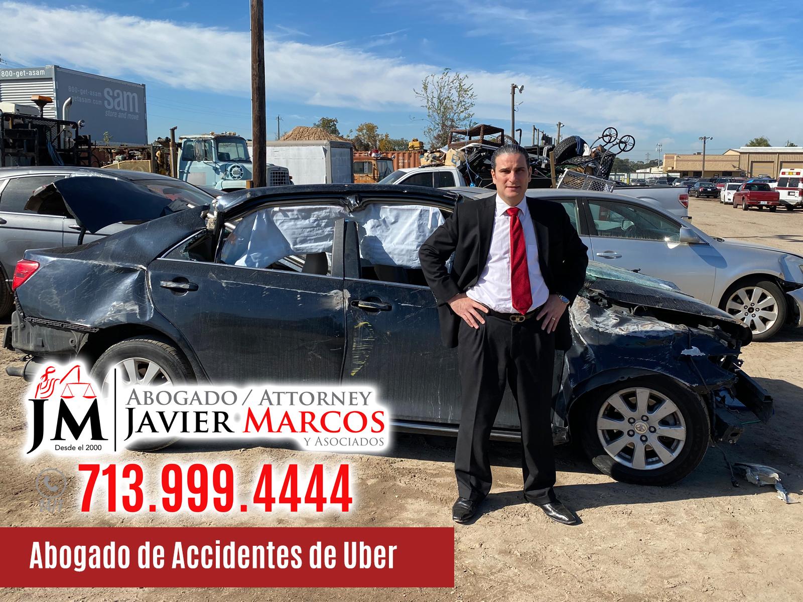 abogado de accidentes de uber