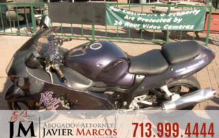 Abogado de Accidentes de Motocicleta   Abogado Javier Marcos   713.999.4444