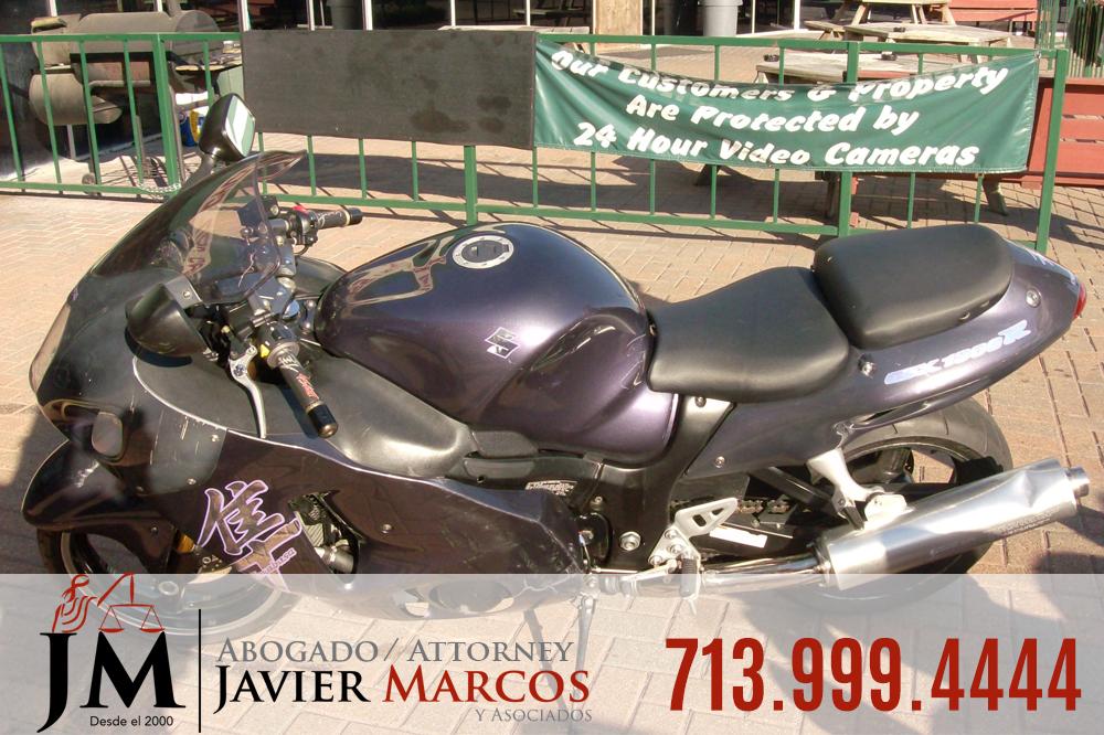 Abogado de Accidentes de Motocicleta | Abogado Javier Marcos | 713.999.4444