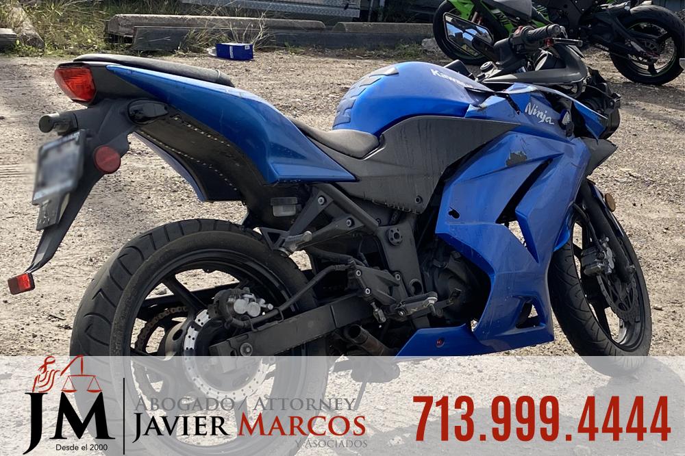 Leyes de Motocicletas   Abogado Javier Marcos   713.999.4444