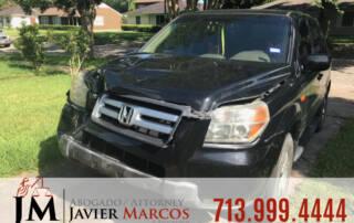 Abogado de Accidentes de Comida | Abogado Javier Marcos | 713.999.4444
