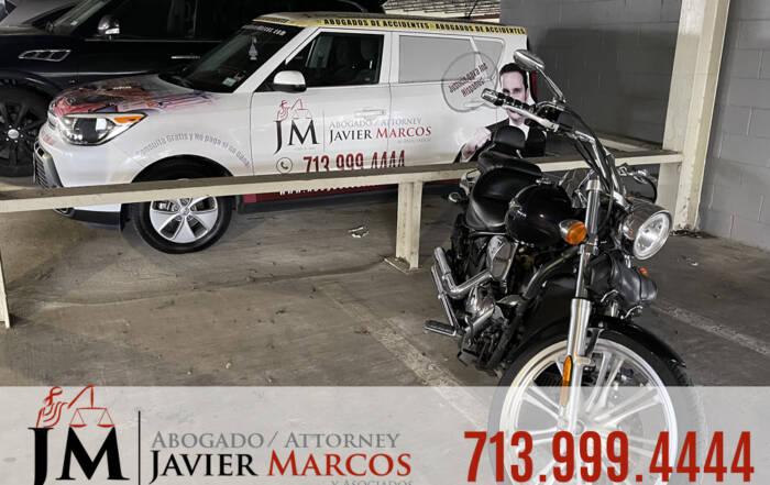Pasos despues de un accidente de motocicleta | Abogado Javier Marcos | 713.999.4444